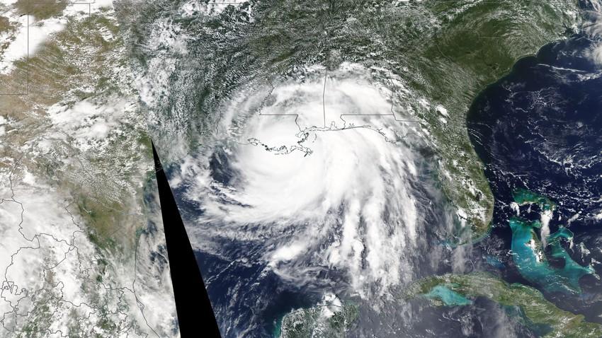 الإعصار إيدا يتراجع للدرجة الثالثة وولايات جديدة في مرماه الساعات القادمة