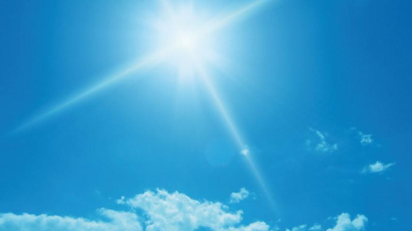 الأردن | نهاية أسبوع حارة نسبيا ودرجات الحرارة أعلى من المعدلات السنوية
