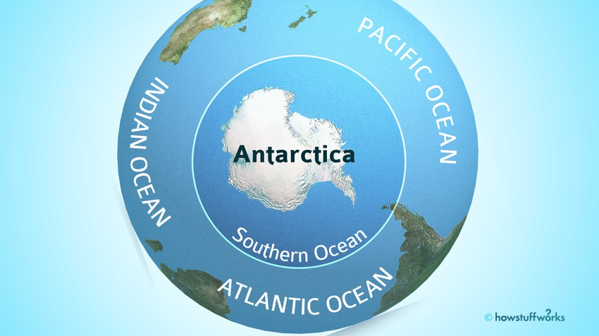 5 things that make the new Southern Ocean different from the rest of Earth's oceans