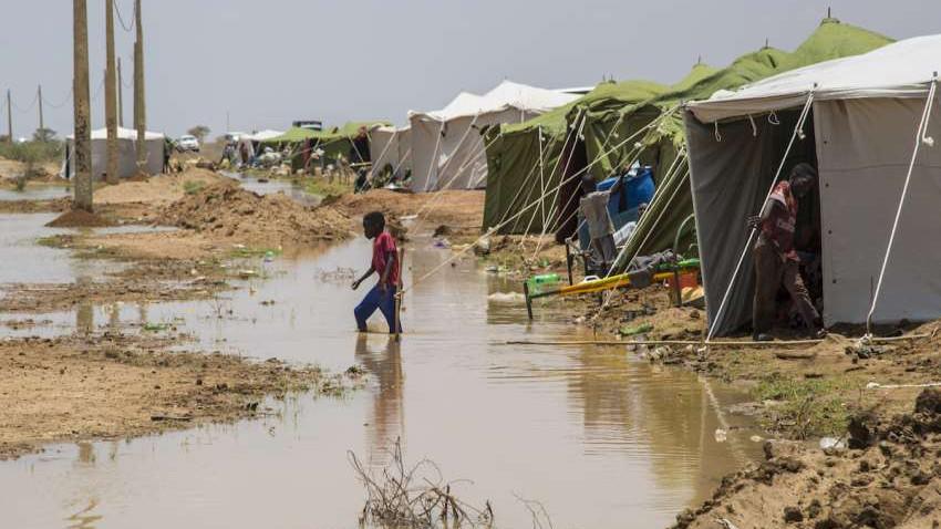 السودان | 20 وفاة بسبب السيول... وعشرات الأسر تفترش جنبات الطرق