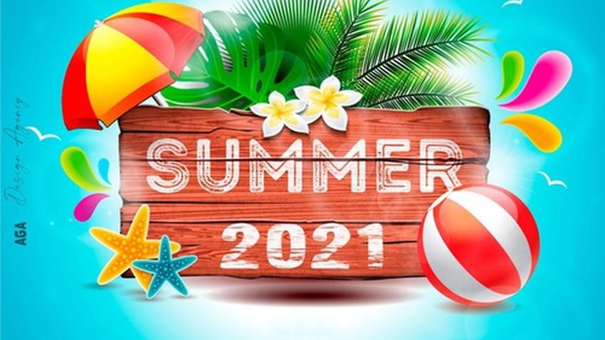 يوم واحد يفصلنا عن بداية صيف 2021 في علم الأرصاد الجوية