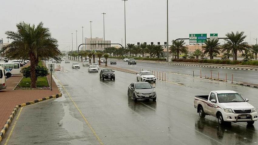 بالفيديوهات   شاهد كيف وثّق السعوديون الحالة الماطرة سقيا