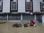 بالصور.. نزوح 430 ألف شخص جراء الفيضانات في ميانمار