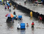 Philippines | 282 mm of rain in 24 hours!
