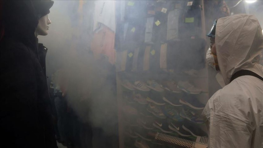 عاجل| تسجيل إصابتين جديدتين بفايروس كورونا في المغرب