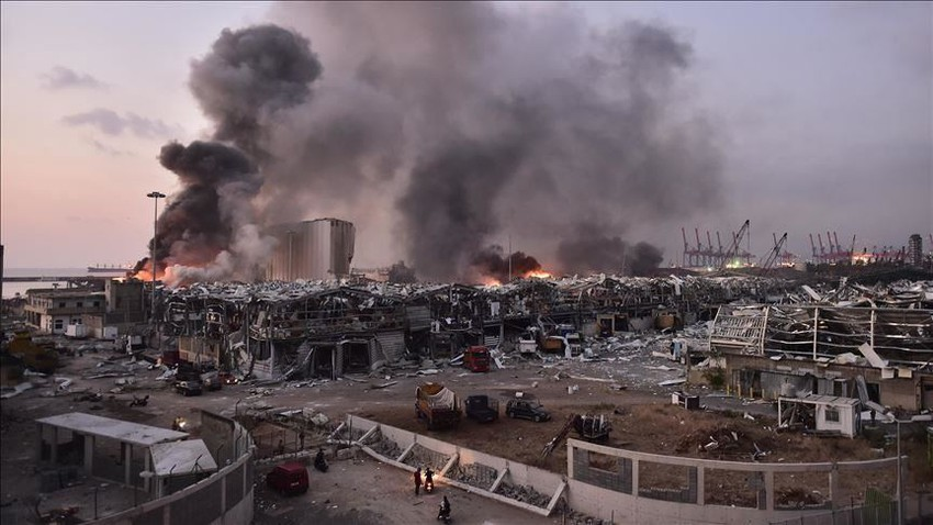 نترات الأمونيوم. هل انفجار بيروت أول حادثة على مستوى العالم تحدث بسببها؟ ومعلومات هامة عنها!