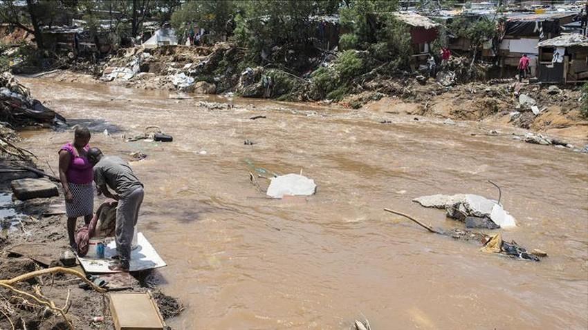 وفاة 7 أشخاص بسبب سيول في متنزه هيلز جيت الوطني في كينيا