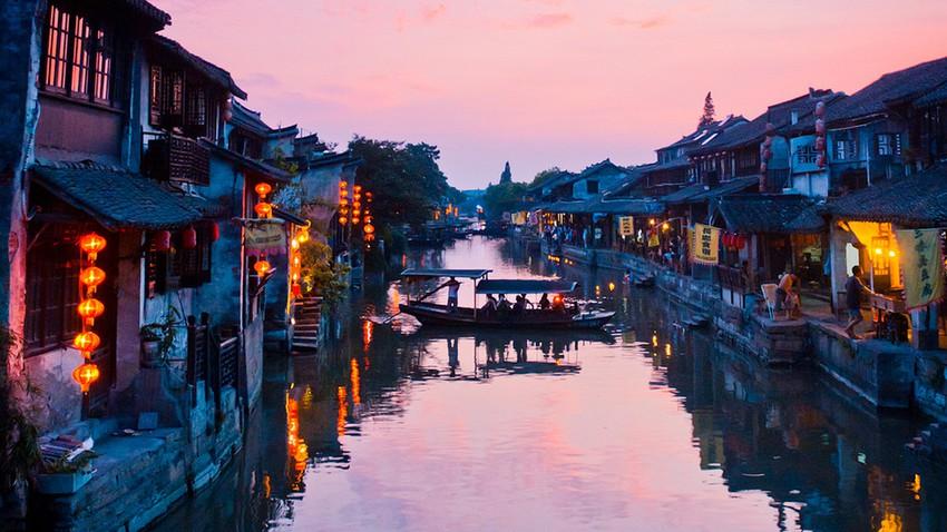 4 مدن مائية فريدة يمكنك زيارتها في الصين