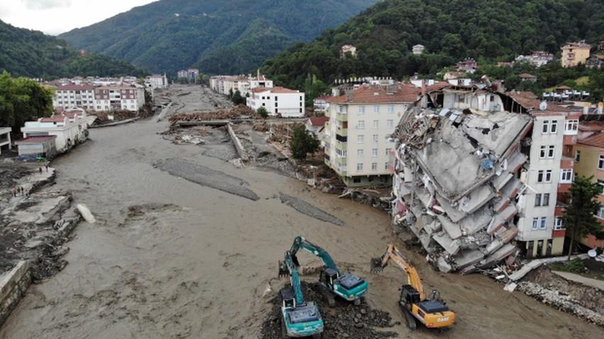 Dozens dead in devastating floods sweeping Turkey's Black Sea coast