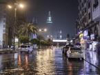 مكة المكرمة | ارتفاع فرص الأمطار الرعدية يوم الأربعاء وخلال عطلة نهاية الأسبوع