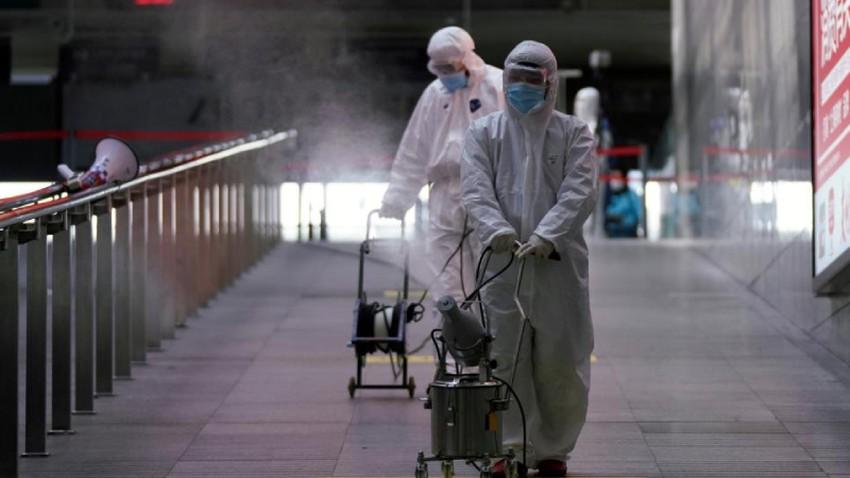 """""""الصحة العالمية"""" تعلن تسجيل زيادة يومية قياسية في إصابات كورونا الأحد"""