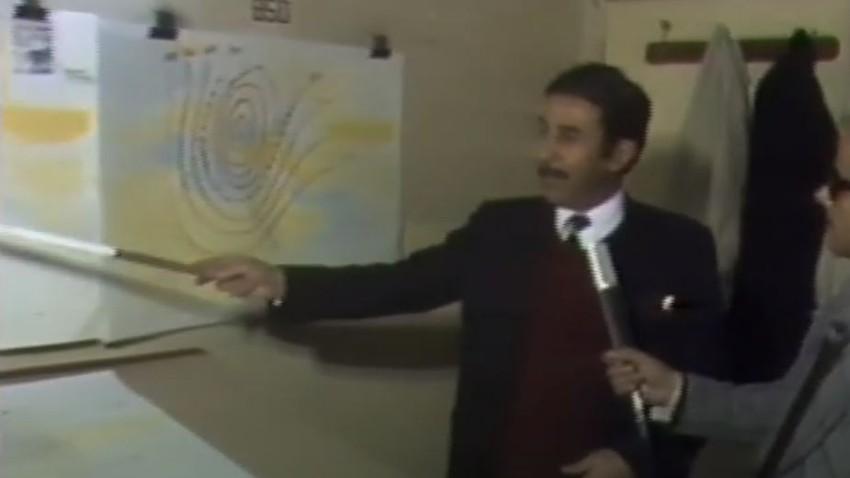 فيديو ارشيفي: شاهد تغطية التلفزيون الأردني لتساقط الثلوج في الأردن في مثل هذا اليوم قبل 38 عام