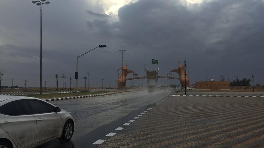 السعودية | المناطق المشمولة بتوقعات الأمطار ليوم الخميس