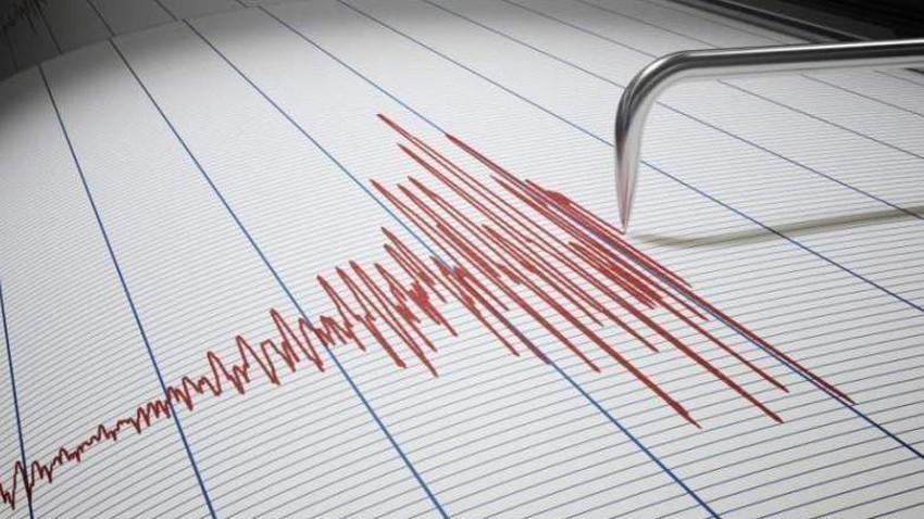 مرصد الزلازل الأردني يرصد هزة أرضية بقوة 3.2 درجة شمال غرب نابلس مساء اليوم