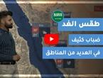 طقس العرب   طقس الغد في السعودية   الخميس 2020/12/3