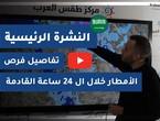 طقس العرب - السعودية | النشرة الجوية الرئيسية | السبت 2020/11/28