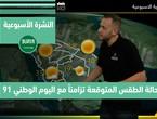 طقس العرب - السعودية | النشرة الجوية الأسبوعية | الأحد 19-9-2021