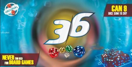 36 Board Game - لعبة 36
