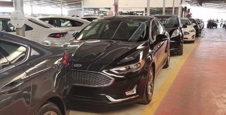 مجموعة مالكي فورد فيوجن بالاردن Ford fusion Hybrid