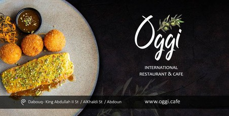OGGI Restaurant & Cafe -  أودجي كافية