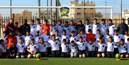اكاديمية اساطير عمان لكرة القدم asatir Amman Academy