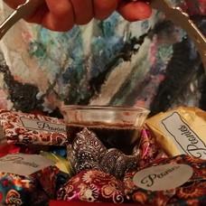 Peonies Chocolate