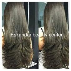 اسكندر صالون - Eskandar beauty center