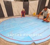 لازورد لبرك السباحة و الساونا - Lazord Pool & Spa Equipment