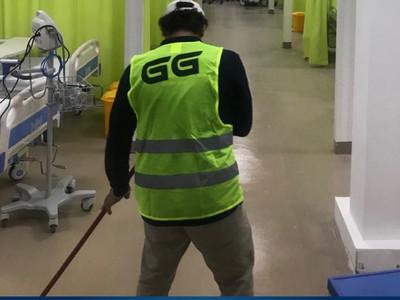 Goldengate logistics services - شركة جولدن جيت للخدمات اللوجستيه