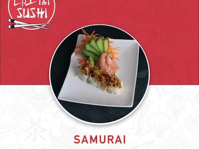 EBI TAI Sushi